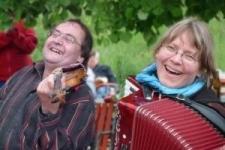Jana Beck und Matthias Gerber